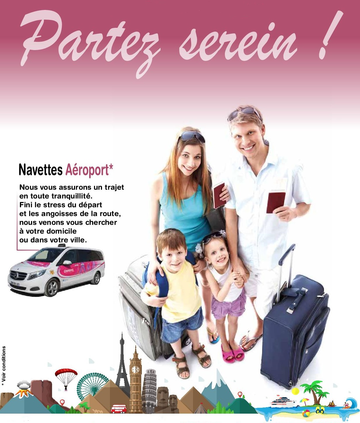 Navettes aéroport › Transport Coutarel